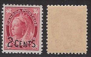 Canada 1899-64 Provisional Issue - Sc #87, MNH, VF - CV $90.00  - dw7.21