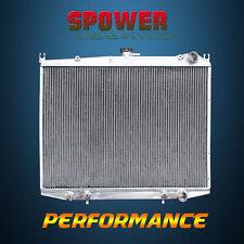 2-Row/CORE Aluminum Radiator For Nissan D21 Pathfinder Pickup L4 V6 86-04