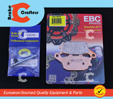 1991 - 1998 HONDA CBR 600 F - REAR EBC HH RATED SINTERED BRAKE PADS & PINS