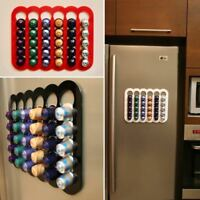 Nespresso Coffee Capsule Holder | Fridge Nespresso Pod Rack, Stand, Dispenser