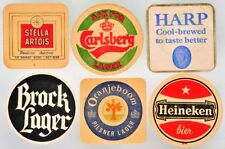 Stella Lager/Weissbeer Collectable Beer Bar Mats