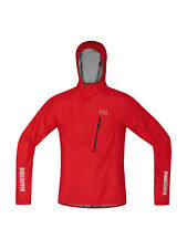 Mens Gore Bike Wear Rescue Windstopper Active Shell Jacket Large CS170 GG 05