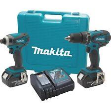 Makita XT211 LXT 18V 3.0 LXT Hammer Driver/Impact Driver Cordless Combo Kit