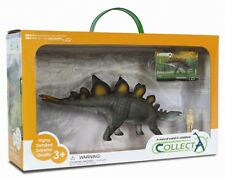CollectA 89166 Stegosaurus Dinosaur Model Toy - 1:40 Scale in Window Box