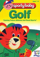 155 Sporty Baby Golf R4 DVD