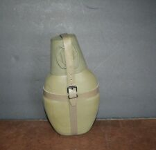 AUTHENTIC MILITARY CANTEEN WITH METAL HEATER WATER  CUP