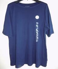 Charter Club Women's Plus 100% Pima Cotton Elbow Sleeve Top NWT Size 1X WT3092
