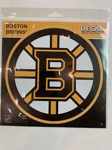 "BOSTON BRUINS - 8"" DECAL"