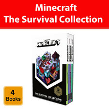 Minecraft The Survival Collection Book | AB Mojang PB 1405292016 BTR