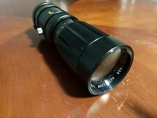 Soligor Auto-Zoom 90-230mm 1:4.5 Pentax Mount with Case