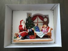 Royal Doulton Christmas Waiting For Santa Figurine Box Opened Only 170/4000 🎅🎅