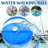 1.8M Walk Water Walking Zorb Ball Roll Ball Dance Ball Inflatable Tizip Zipper