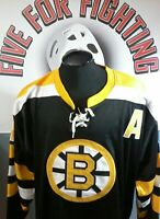 Boston Bruins Authentic Bobby Orr 2XL jersey NHL