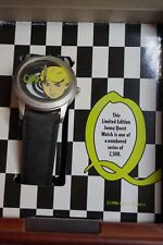 JONNY QUEST Fossil Wrist WATCH 1996 FOSSIL UNUSED with Case