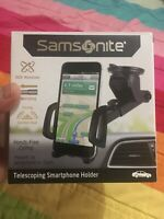 Samsonite Universal Telescoping Car Smartphone Holder.