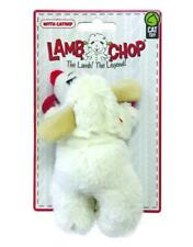 "Multipet Lamb Chop Cat Toy 4""     Free Shipping"