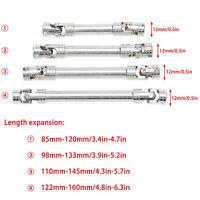 Metal Drive Shaft for 1/10 RC Crawler Traxxas TRX4 Axial SCX10 SCX10III AXI03007