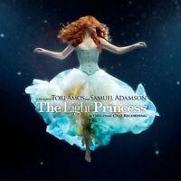 THE LIGHT PRINCESS (ORIGINAL CAST RECORDING) 2 CD NEU AMOS,TORI/ADAMSON,SAMUEL