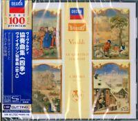 I MUSICI-VIVALDI: THE FOUR SEASONS-JAPAN SHM-CD D46