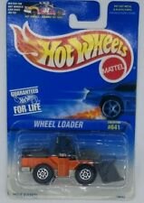 1996 Hot Wheels Wheel Loader Vintage Retro Diecast Toy Car Collectible 90s NEW