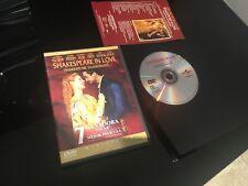 SHAKESPEARE IN LOVE DVD SHAKESPEARE ENAMORADO DVD GEOGREY RUSH COLIN FIRTH