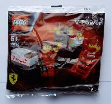 LEGO Shell V Power Polybag Shell F1 Team New & Sealed 30196