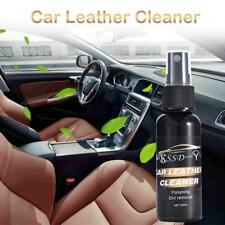 Car Truck Care Interior Leather Seat Sofa Polish Wax Portable Dashboard Cleaning