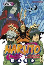 Naruto Tome 62 (masashi Kishimoto) | Kana