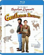 GENTLEMEN BRONCOS New Sealed Blu-ray