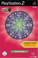 PS2 / Playstation 2 - Buzz!: Wer wird Millionär #Party Edition DEUTSCH mit OVP