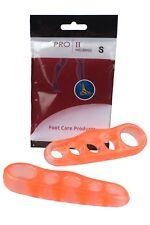 Yoga Toes migliorare & evitare problemi del piede mediante lo stiramento & allineando le dita dei piedi rosso