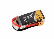 Tattu 3S 1300mAh 11.1V 75C 3S1P Lipo XT60 Connector - FPV Drone Racing Battery