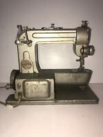Vintage Compac Sewing Machine Carrying Case Retro