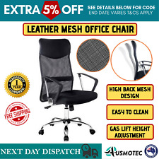 New High Back Mesh Ergonomic Office Chairs Direct Office Chair Milan