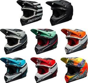 Bell Moto-9 MIPS Helmet - MX Motocross Dirt Bike Off-Road ATV UTV MTB Men Women