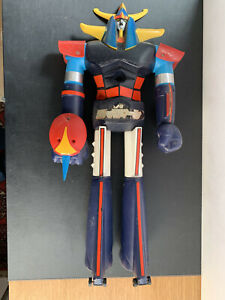 Raideen Shogun Warriors - Mattel Jumbo Machinder Vintage Robot