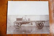 More details for gwr railway vehicle  photo photograph straker squire 15 cwt chassis