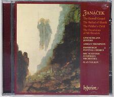 Leos Janacek - Eternal Gospel/Ballad of Blaník/Fiddler's Child/Excursions.....