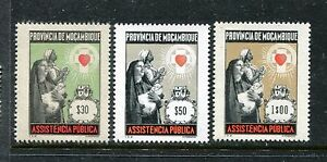 Mozambique RA71-RA73, MNH, Women and Children 1972-1973. x23272