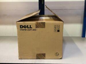 Dell 1909W USFF AIO - 1909Wf Monitor 16:10 New Open Box - NO CPU