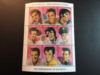 St. Vincent Scott #1642 MNH Elvis Presley CV$12+ Must See! ICS CERTIFICATE