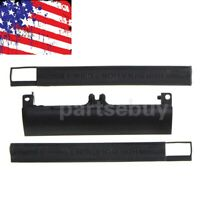New Hard Drive Caddy Cover +7mm Rubber Rails For Dell Latitude E6330 E6430 E6530