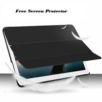 "Smart Stand Leather Case Cover For Samsung Galaxy Tab E 9.6"" SM-T560/561"
