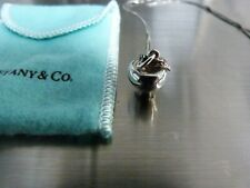 TIFFANY & CO SS APPLE CHARM / PENDENT