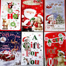 6 Cute Christmas Money Wallets. Self Sealing Money Wallets for Xmas. Free p+p