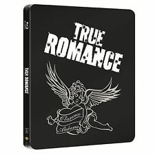True Romance Blu-ray Limited Edition Steelbook