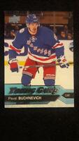 2016-17 Upper Deck Young Guns Rookie #227 Pavel Buchnevich New York Rangers