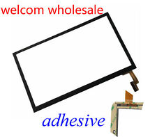 "New Digitizer Touch Screen Panel glass For 7"" Sprout Channel Cubby Tablet PC"