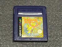 Nintendo Gameboy Color GBC Pokemon Gold Game Korean Version Pocket Monster