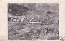 # VINADIO: PANORAMA DEL SANTUARIO DI S. ANNA - 1924